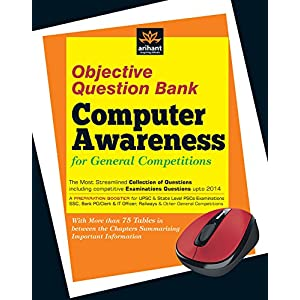 Objective Question Bank of Computer Awareness for General Competitions