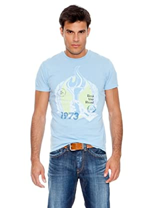 Pepe Jeans London Camiseta Lewis (Azul)