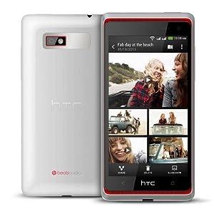 HTC Desire 600 (Dual SIM, White)