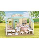 Calico Critters CC1403 Country Doctor Playset