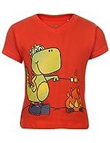 Babyhug Half Sleeves T-shirt