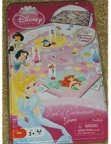 """Disney Princess """"Land Of Enchantment Game"""" (Tin Can)"""