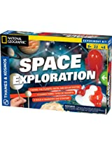 Thames & kosmos Astronomy Space Exploration, Multi Color
