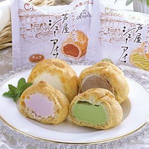 シェフ・アサヤマ洋菓子工房 芦屋シューアイス