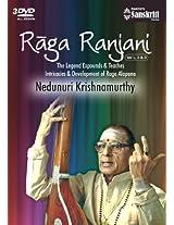 Raga Ranjani - Lessons by Nedunuri Krishnamurthy
