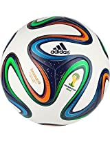 Adidas Football Brazuca Fifa World Cup Brazil 2014 Top Glider Soccer Ball Size 5