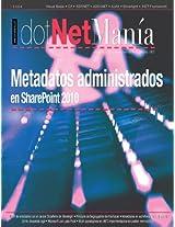 dotNetManía nº 74: Metadatos administrados