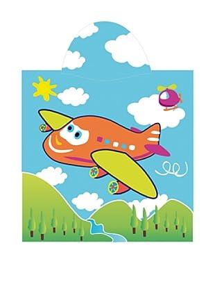 Art Experience Poncho Avión Multicolor 60 x 120