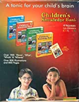 Children Knowledge Bank : A Tonic For Your Child's Brain (Set Of 5)