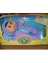 Cabbage Patch Kids CPK Jammies - Green Eyes, Brown Hair