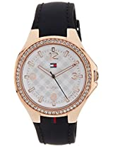 Tommy Hilfiger Analog White Dial Women's Watch - TH1781375J