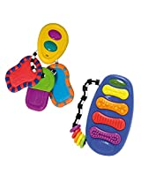 Sassy Electronic Keys & Musical Xylophone Toy