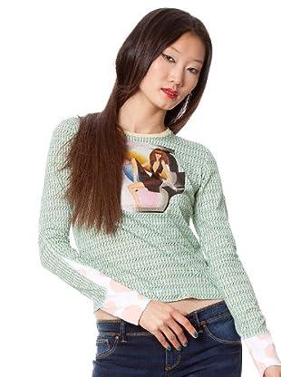 Custo T-Shirt Xeop (Mehrfarbig)