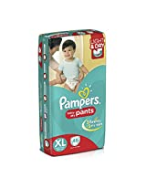 Pampers Extra Large Baby Dry Pants Diapers (48 Count)