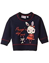 Nauti Nati Baby Girl's Sweater