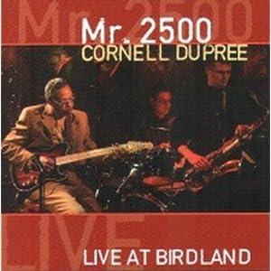 Mr.2500-LIVE at Birdland