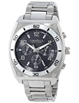 Caravelle New York  Sport Analog Grey Dial Men's Watch - 43A120