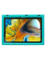 Bobj for Lenovo Tab 2 A10-70 - BobjGear Protective Tablet Cover (Terrific Turquoise)