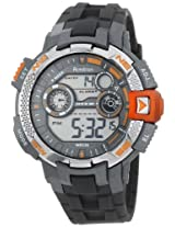 Armitron Sport Men's 40/8280ORG Sport Watch with Grey Resin Band