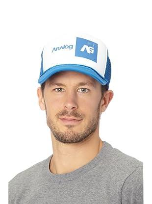 ANALOG Gorra Influence Trucker (Azul Royal)