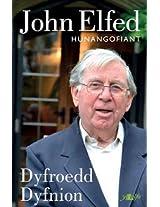 Dyfroedd Dyfnion - Hunangofiant John Elfed (Welsh Edition)