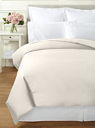 Schlossberg Basic Duvet Cover (Crème)