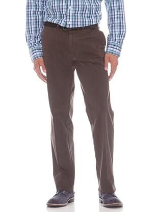 Gant Pantalón Vestir (marrón)