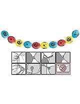 Quicklink Spiderman Banner Balloons Set Of 2