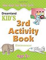 3rd Activity Book - Environment (Kid's Activity Books)
