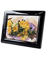 Sungale PF803 8-Inch Digital Photo Frame (Black)