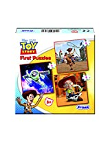 Frank Toy Story First Educational Puzzle Set - Multi Colour