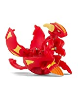 Bakugan - Pyrus Red Helix Dragonoid 600g Loose Figure (With DNA Code)