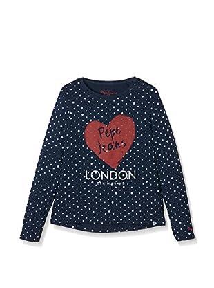 Pepe Jeans London Camiseta Manga Larga Carlota