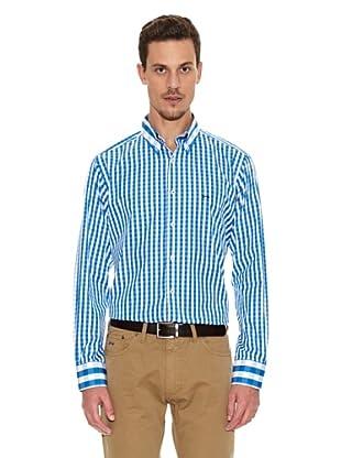 Tenkey Camisa Marengo (Azul)
