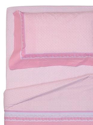 Tess Completo Letto (rosa)