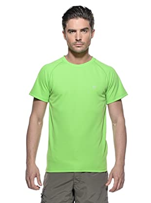 Black Wolf T-Shirt Run (Verde)