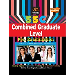 SSC Combined Graduate Level (Pre.) Examination Conducted by Staff Selection Commission