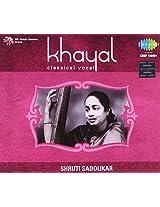 Khayal-Shruti Sadolikar