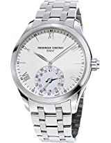 Frederique Constant Analog White Dial Men Watch - FC-285S5B6B
