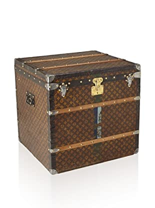 Louis Vuitton Monogram Malle Cube (Brown Monogram)