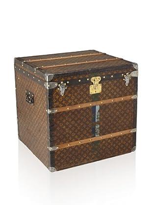 Louis Vuitton Monogram Malle Cube (Brown Monogram)
