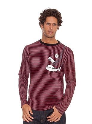Converse Camiseta T-Tood (Rojo)