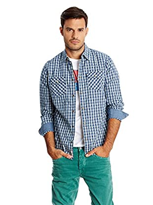 Pepe Jeans London Camisa Hombre Suffolk