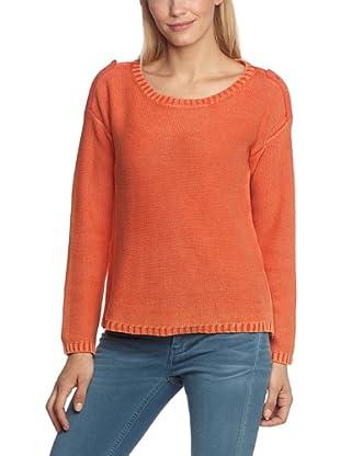 Vero Moda Suéter (Rojo)