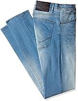 Allen Solly Men's Skinny Jeans