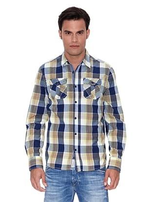 Pepe Jeans London Camisa Machar (Multicolor)