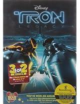 Tron Legacy DVD
