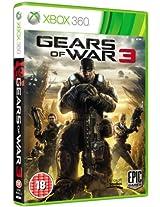 Gears of War 3 Standard Ed (Xbox 360)