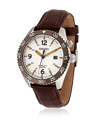 Seiko Reloj SKA619P1 Blanco