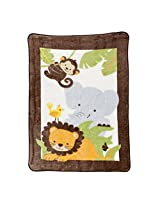 Bedtime Originals Jungle Buddies Warm & Cozy